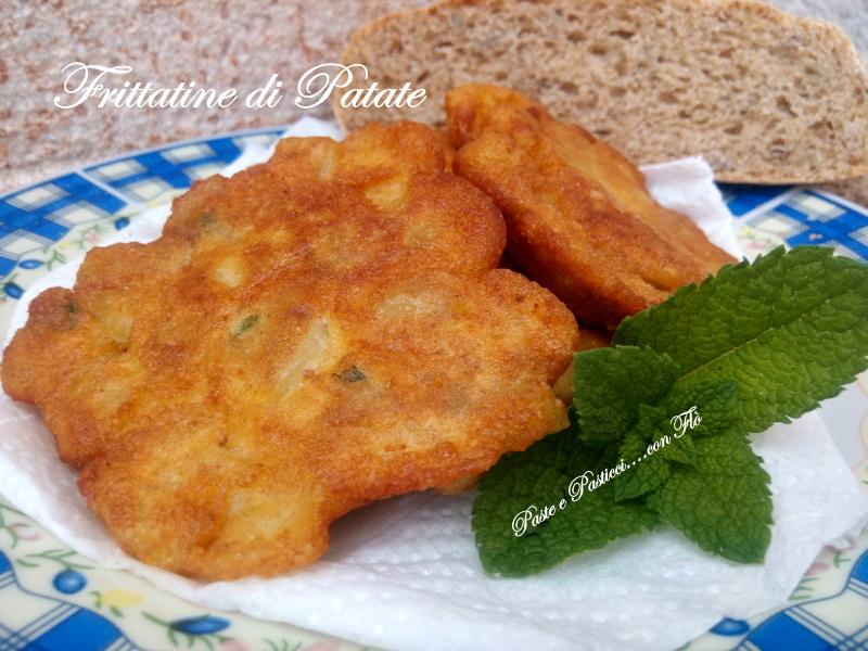 frittatine di patate