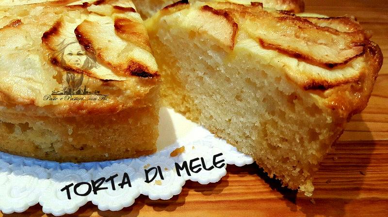 torta di mele 1