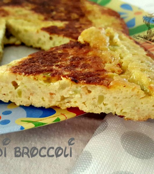 frittata di broccoli23