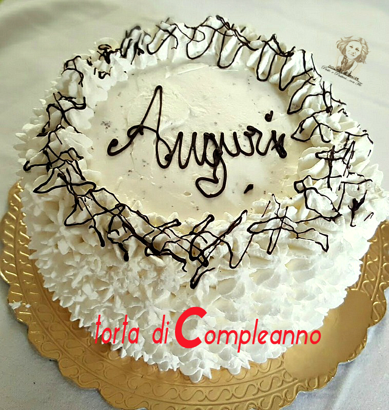 Torta Di Compleanno Effetto Spirale Paste E Pasticci Con Flo