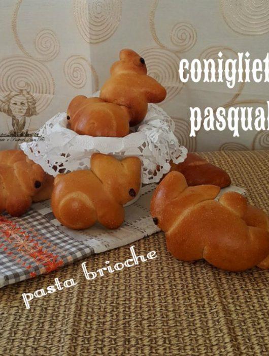 coniglietti pasquali di pasta brioche2