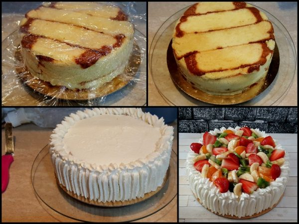 decorare-la-torta-con-la-panna